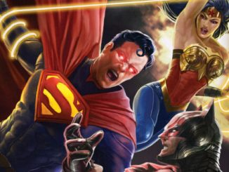 Warner Bros announces October release date for animated DC movie Injustice
