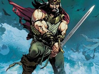 The age of King Conan dawns in Marvel Comics this December