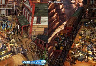 Video: Zen's new Pinball FX landing on Epic this March