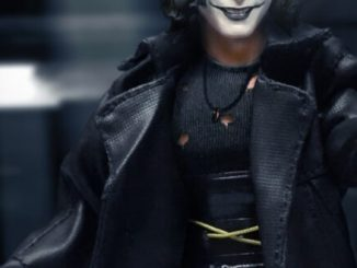 Mezco's One:12 The Crow figure still up for pre-order