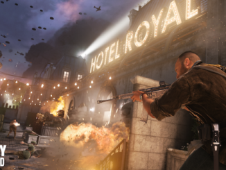 Call of Duty Vanguard's multiplayer revealed and detailed