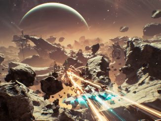 Space shooter Chorus has been given a December release date