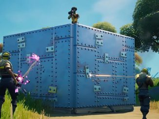 Fortnite gifts players with armored walls and cakes for its fourth birthday