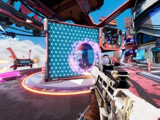Splitgate improves mantling, playlists, and more in latest update