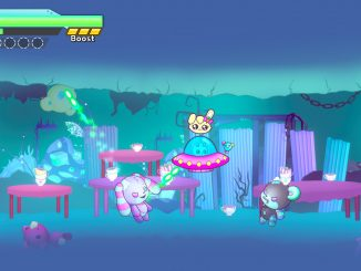Colorful cute-'em-up Flewfie's Adventure available today on Steam