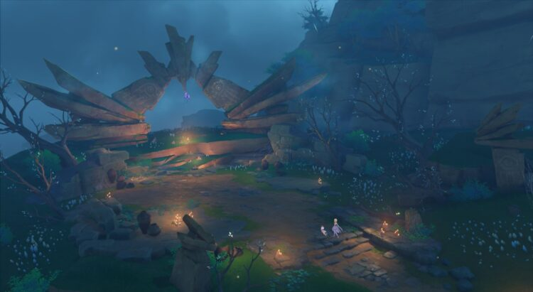 Genshin Impact Autake Plains Mystery Of The Stones Puzzle Guide 2