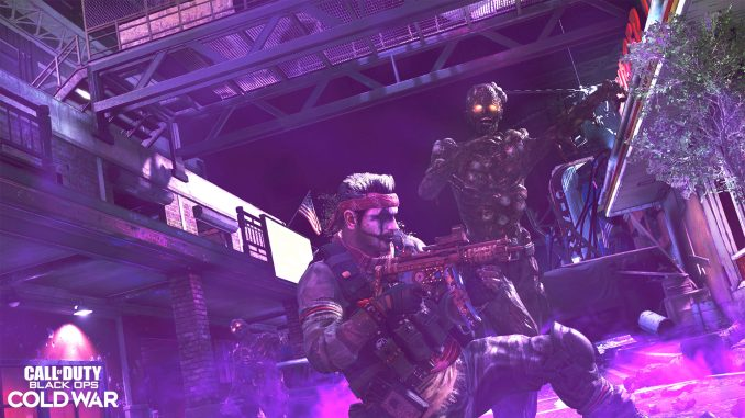 Black Ops Cold War Zombies patch adjusts wonder weapons