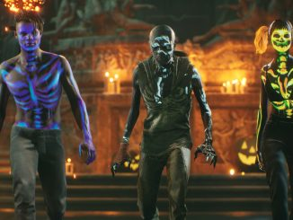Bloodhunt gets its first major update with a Halloween themed Act 2