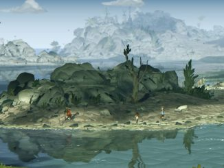 Book of Travels Early Access impressions -- And a breath shall echo