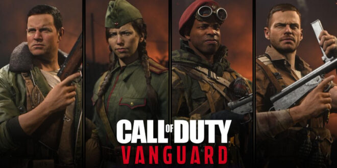 Activision shares lots more Call of Duty: Vanguard campaign info