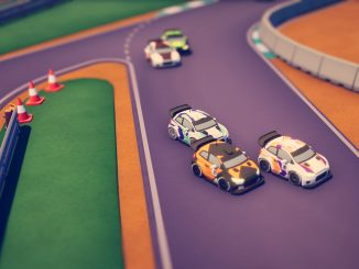 Circuit Superstars review — Toy time attack