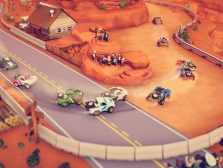 Circuit Superstars has left Early Access, now available on Steam