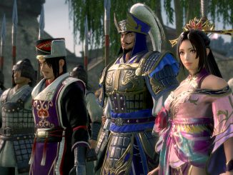Dynasty Warriors 9 Empires release date for PC set for next year