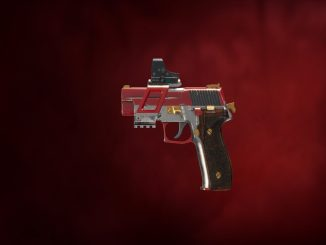 How to get the Lethal Dose pistol