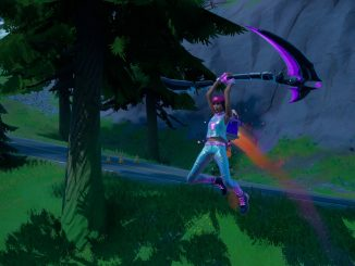 How to find and upgrade a Sideways Scythe in Fortnite Season 8