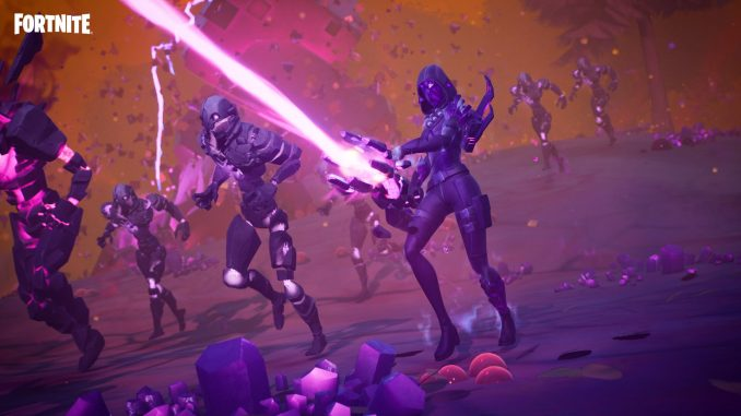 Fortnite leak shares details of a rumored Boss Mythic weapon