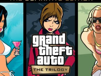 Grand Theft Auto: The Trilogy – The Definitive Edition coming this year