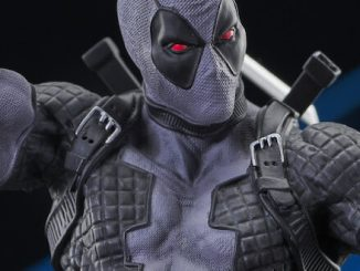 NYCC 21: DST's final reveal is a brand new Deadpool bust