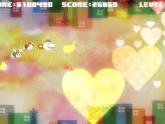 Quirky, arcade-like kissing game Mon Amour now out on Steam