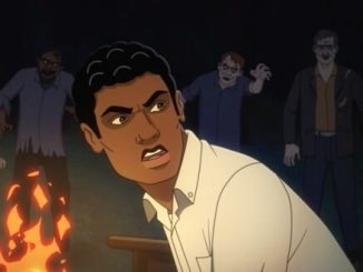 Tensions rise as fear sets in with these new Night of the Animated Dead screens