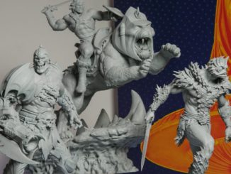 NYCC 21: Sideshow shines with Marvel, MOTU, and more