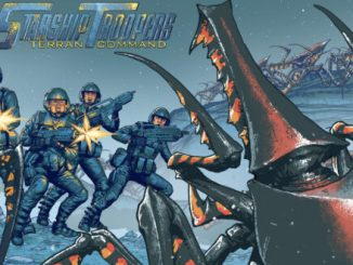 Iconic Starship Troopers IP comes to life in Terran Command, complete with free timed-demo