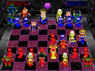 Classic MS-DOS game Battle Chess 4000 now available on Steam