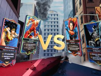 DC Dual Force is revealed with a trailer and gameplay details